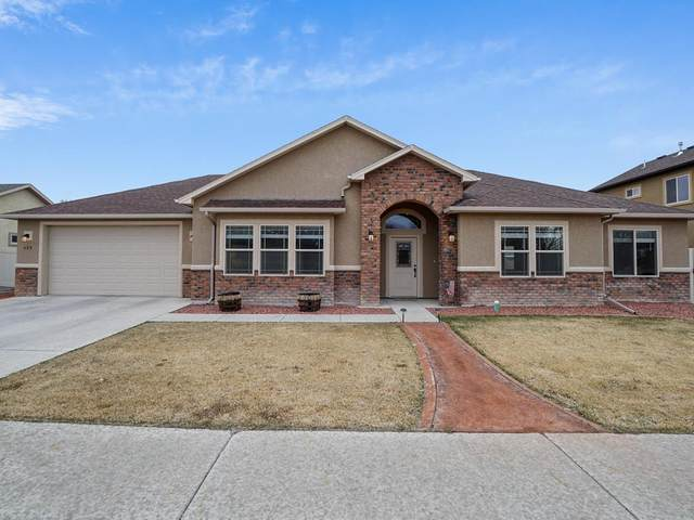 626 Bradford Drive, Grand Junction, CO 81504 (MLS #20201227) :: The Grand Junction Group with Keller Williams Colorado West LLC
