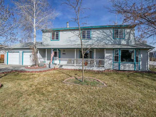 564 Jaquette Lane, Grand Junction, CO 81504 (MLS #20201233) :: The Grand Junction Group with Keller Williams Colorado West LLC