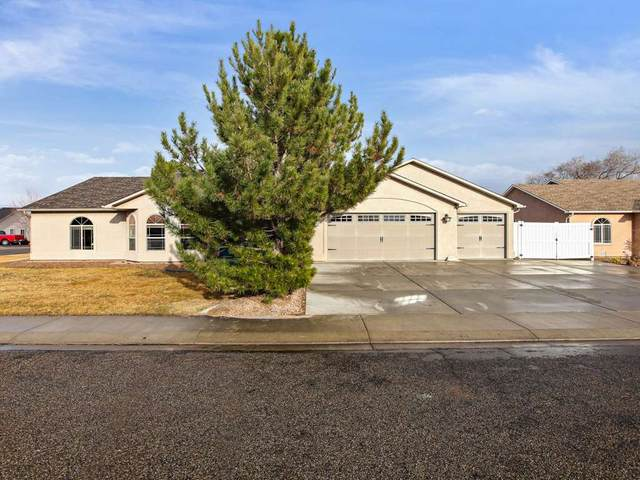 992 Sabil Drive, Fruita, CO 81521 (MLS #20201234) :: The Grand Junction Group with Keller Williams Colorado West LLC