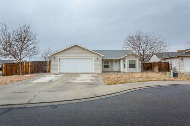 483 Jaquette Lane, Grand Junction, CO 81504 (MLS #20201235) :: The Grand Junction Group with Keller Williams Colorado West LLC