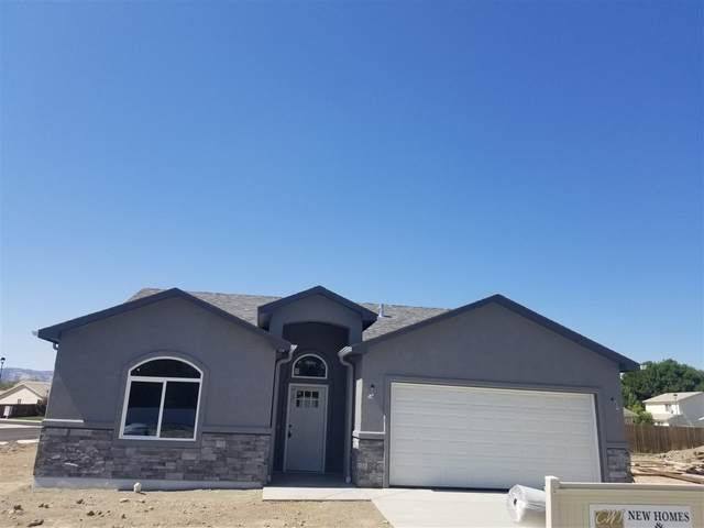 392 A Sage Way, Grand Junction, CO 81501 (MLS #20201237) :: The Grand Junction Group with Keller Williams Colorado West LLC