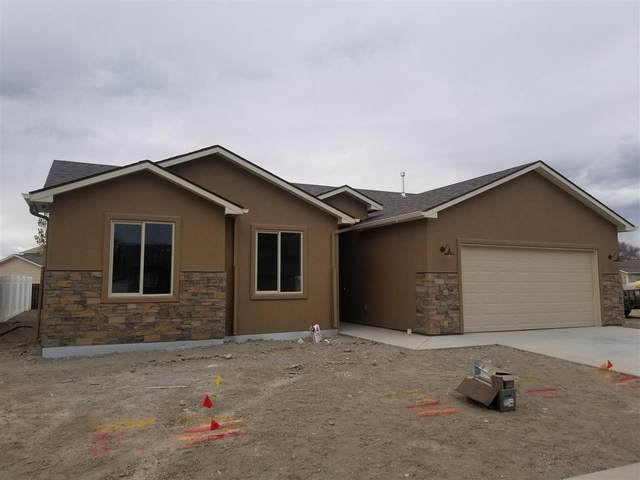 394 Sage Way, Grand Junction, CO 81501 (MLS #20201238) :: The Grand Junction Group with Keller Williams Colorado West LLC