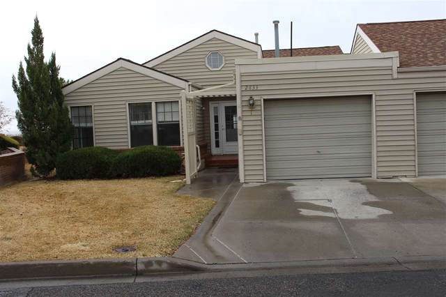 2833 Villa Way #1, Grand Junction, CO 81501 (MLS #20201240) :: The Grand Junction Group with Keller Williams Colorado West LLC