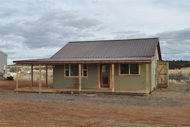 16100 Bs Road, Glade Park, CO 81523 (MLS #20201257) :: The Christi Reece Group