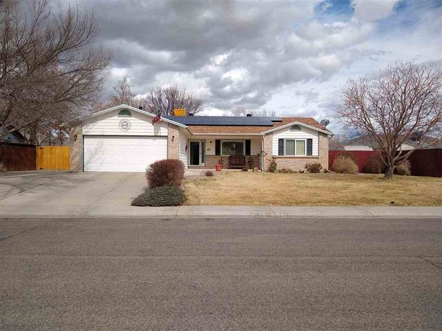 2556 Janece Drive, Grand Junction, CO 81505 (MLS #20201260) :: The Grand Junction Group with Keller Williams Colorado West LLC