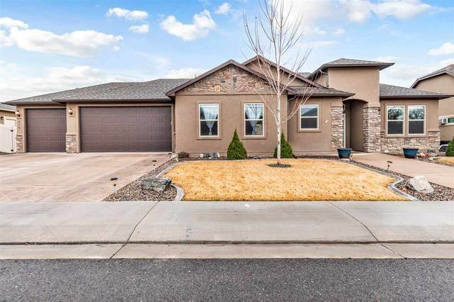 634 Bradford Drive, Grand Junction, CO 81504 (MLS #20201277) :: The Grand Junction Group with Keller Williams Colorado West LLC