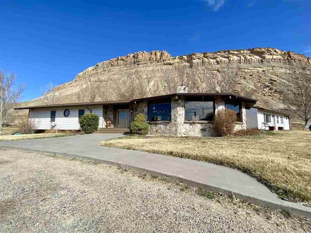 3784 G 7/10 Road, Palisade, CO 81526 (MLS #20201285) :: The Christi Reece Group