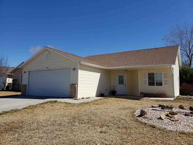 470 Gunnison Way, Grand Junction, CO 81504 (MLS #20201295) :: The Grand Junction Group with Keller Williams Colorado West LLC