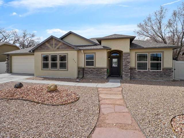 633 Allegheny Drive, Grand Junction, CO 81504 (MLS #20201298) :: The Grand Junction Group with Keller Williams Colorado West LLC