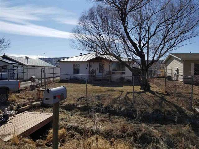 1011 Old Highway 6&50, Mack, CO 81525 (MLS #20201300) :: The Grand Junction Group with Keller Williams Colorado West LLC