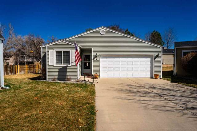 9 Burgundy Court, Grand Junction, CO 81507 (MLS #20201307) :: The Grand Junction Group with Keller Williams Colorado West LLC