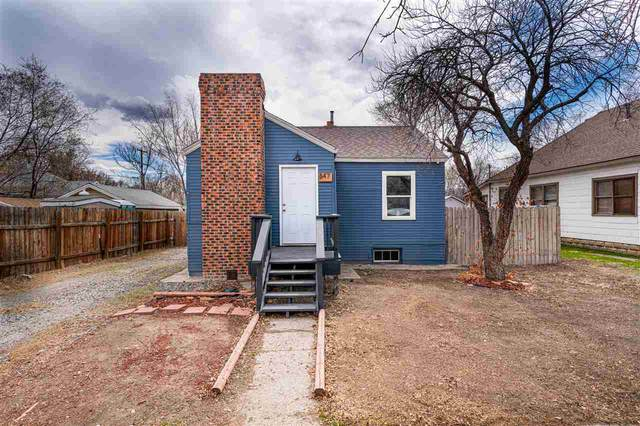 347 Teller Avenue, Grand Junction, CO 81501 (MLS #20201317) :: The Grand Junction Group with Keller Williams Colorado West LLC