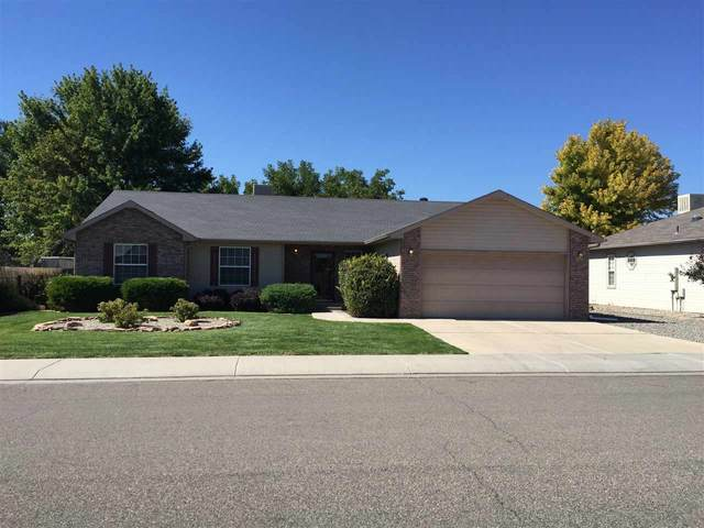 725 24 3/4 Road, Grand Junction, CO 81505 (MLS #20201322) :: The Grand Junction Group with Keller Williams Colorado West LLC