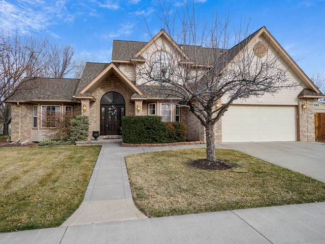 626 Grand View Drive, Grand Junction, CO 81506 (MLS #20201326) :: The Christi Reece Group