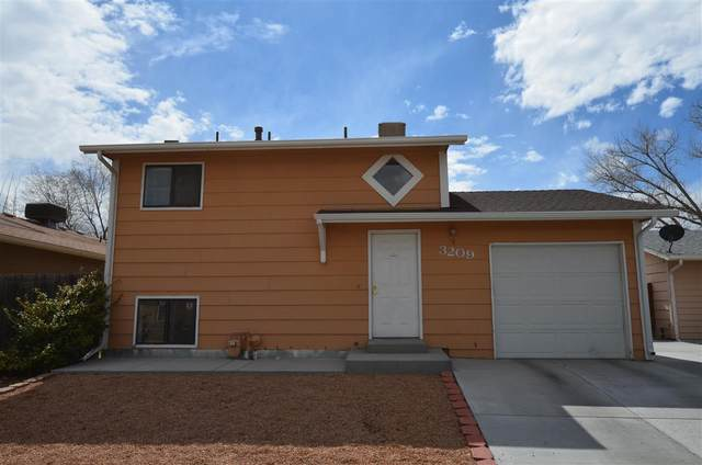 3209 Kennedy Avenue, Clifton, CO 81520 (MLS #20201329) :: The Christi Reece Group
