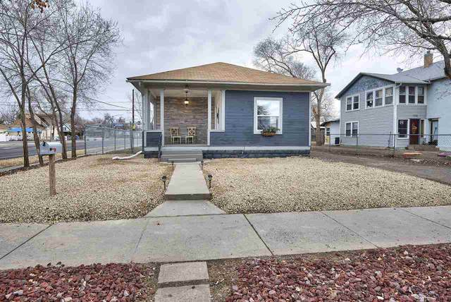1202 White Avenue, Grand Junction, CO 81501 (MLS #20201346) :: The Grand Junction Group with Keller Williams Colorado West LLC