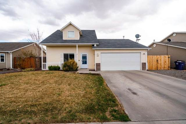 528 Purple Ash Circle, Clifton, CO 81520 (MLS #20201349) :: The Grand Junction Group with Keller Williams Colorado West LLC