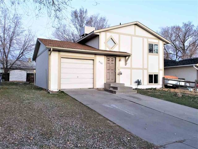 526 Garland Street, Clifton, CO 81520 (MLS #20201355) :: The Christi Reece Group