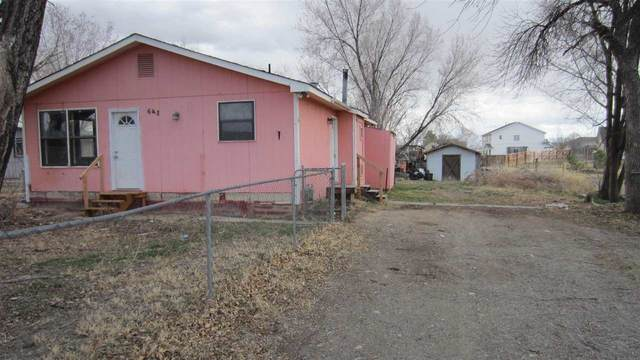 628 S Maple Street, Fruita, CO 81521 (MLS #20201356) :: The Grand Junction Group with Keller Williams Colorado West LLC