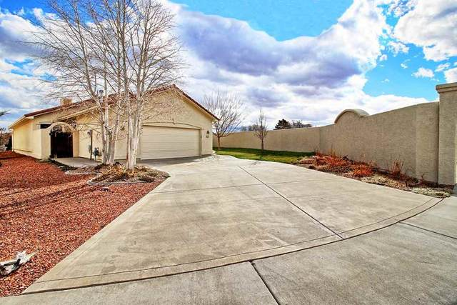 402 Willow Ridge Court, Grand Junction, CO 81507 (MLS #20201359) :: Western Slope Real Estate