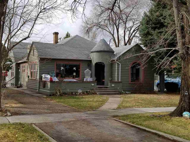 615 Gunnison Avenue, Grand Junction, CO 81501 (MLS #20201365) :: The Grand Junction Group with Keller Williams Colorado West LLC