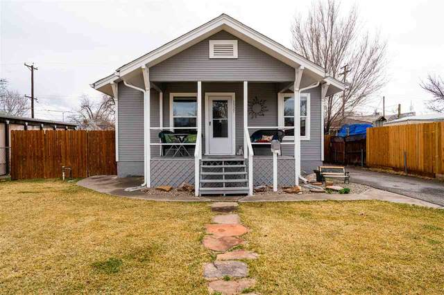 1327 Colorado Avenue, Grand Junction, CO 81501 (MLS #20201367) :: The Grand Junction Group with Keller Williams Colorado West LLC