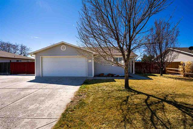 3151 1/2 Goldeneye Avenue, Grand Junction, CO 81504 (MLS #20201377) :: The Grand Junction Group with Keller Williams Colorado West LLC