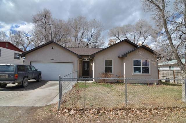 1725 Escalante Street, Grand Junction, CO 81503 (MLS #20201382) :: The Grand Junction Group with Keller Williams Colorado West LLC