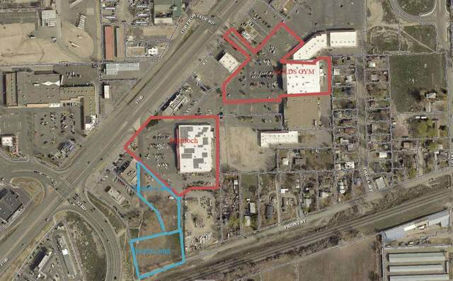 3209 & 3215 I-70 Business Loop, Grand Junction, CO 81520 (MLS #20201400) :: The Joe Reed Team