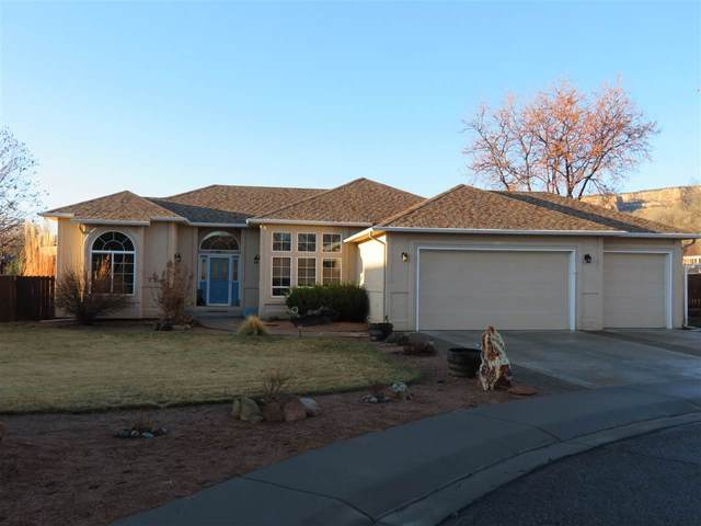 2027 Stetson Court, Grand Junction, CO 81507 (MLS #20201401) :: Western Slope Real Estate