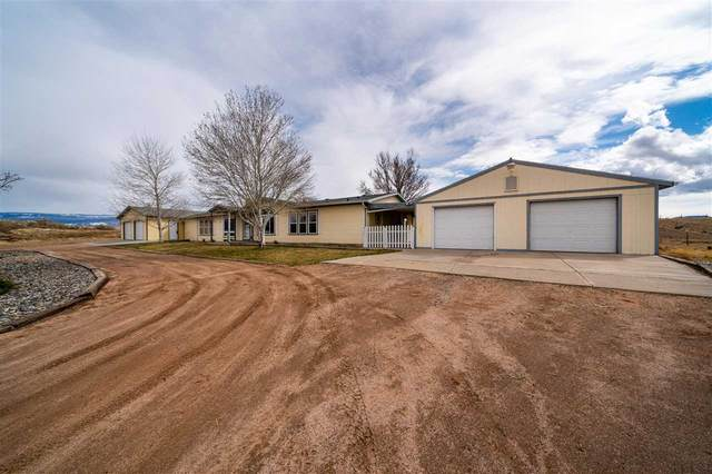 109 Blair Road, Whitewater, CO 81527 (MLS #20201403) :: The Grand Junction Group with Keller Williams Colorado West LLC
