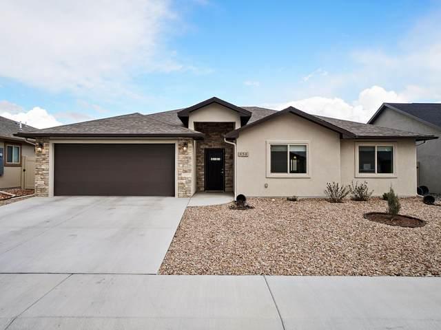 456 Clark Street, Grand Junction, CO 81504 (MLS #20201404) :: The Christi Reece Group