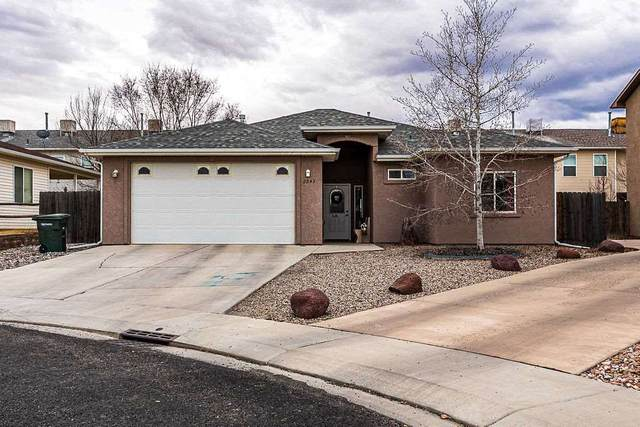 2943 Chinto Drive, Grand Junction, CO 81504 (MLS #20201407) :: The Christi Reece Group