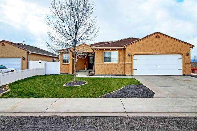 2869 Sophia Way, Grand Junction, CO 81501 (MLS #20201409) :: The Grand Junction Group with Keller Williams Colorado West LLC