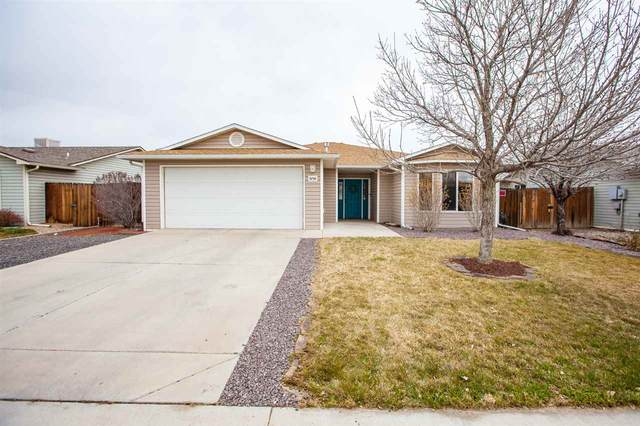 3156 Striker Drive, Grand Junction, CO 81504 (MLS #20201410) :: The Grand Junction Group with Keller Williams Colorado West LLC