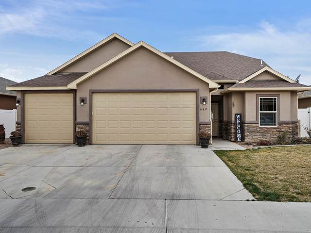 669 Chalisa Avenue, Grand Junction, CO 81505 (MLS #20201423) :: The Christi Reece Group