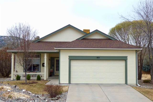 182 Limberpine Circle, Battlement Mesa, CO 81635 (MLS #20201428) :: The Grand Junction Group with Keller Williams Colorado West LLC