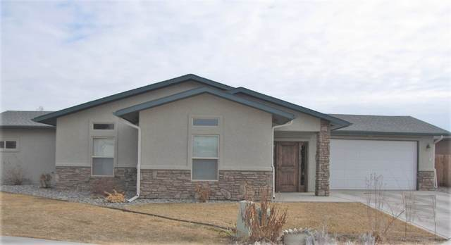 3170 Breanna Marie Court, Grand Junction, CO 81504 (MLS #20201431) :: The Grand Junction Group with Keller Williams Colorado West LLC
