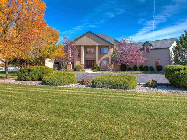 882 26 Road, Grand Junction, CO 81505 (MLS #20201447) :: The Christi Reece Group