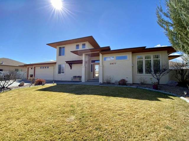 2977 Wichita Court, Grand Junction, CO 81503 (MLS #20201448) :: The Christi Reece Group