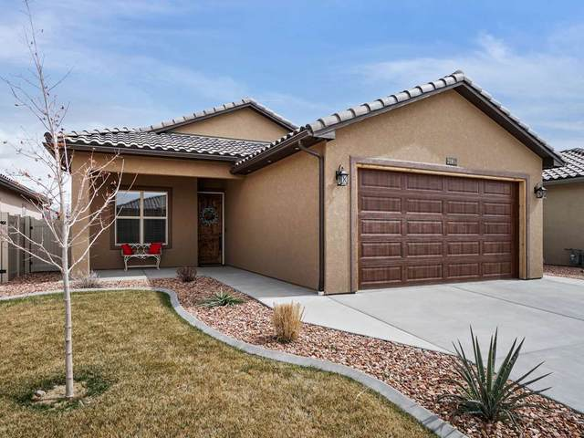 218 1/2 Love Mesa Drive, Grand Junction, CO 81503 (MLS #20201453) :: The Christi Reece Group