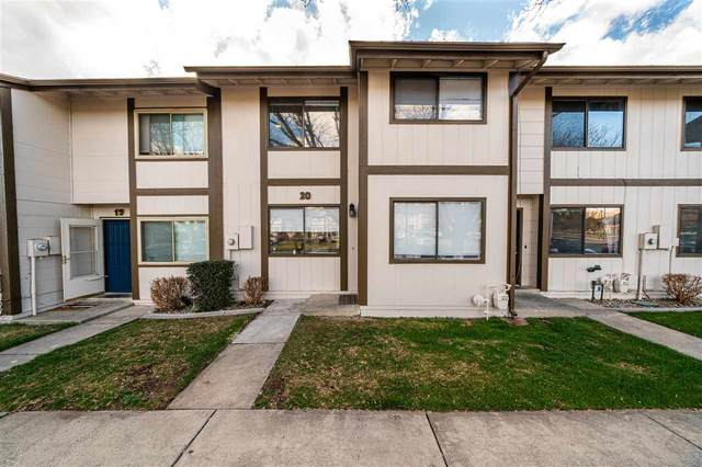555 28 1/2 Road #20, Grand Junction, CO 81501 (MLS #20201459) :: The Christi Reece Group