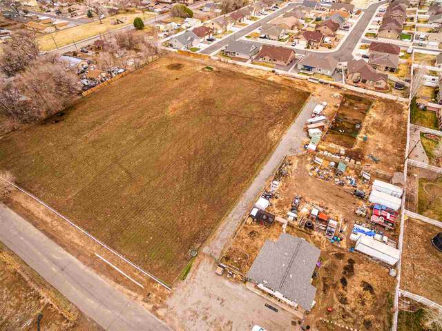 2856 B 3/4 Road, Grand Junction, CO 81503 (MLS #20201461) :: The Christi Reece Group