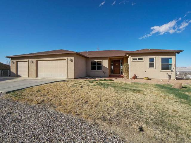191 27 Road, Grand Junction, CO 81503 (MLS #20201472) :: The Christi Reece Group