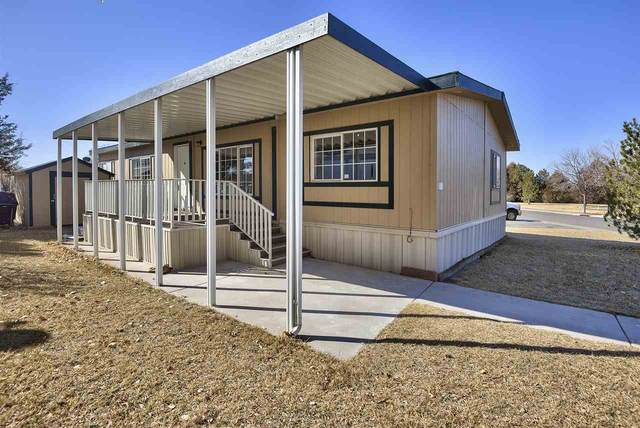 435 32 Road #527, Clifton, CO 81520 (MLS #20201474) :: The Christi Reece Group