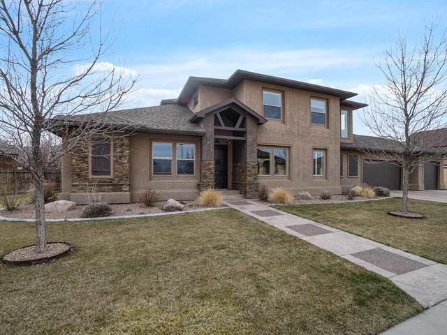 707 Roundup Drive, Grand Junction, CO 81507 (MLS #20201475) :: Western Slope Real Estate