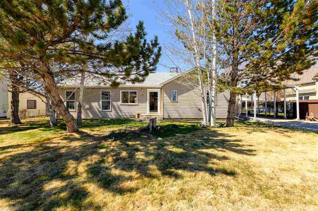 281 N Peach Street, Fruita, CO 81521 (MLS #20201477) :: The Grand Junction Group with Keller Williams Colorado West LLC
