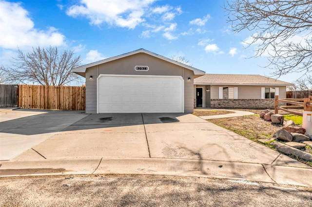 3038 Camelot Court, Grand Junction, CO 81504 (MLS #20201478) :: The Christi Reece Group
