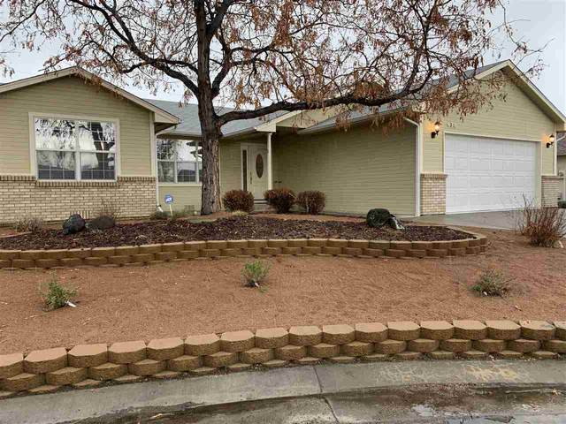 638 Pioneer Road, Grand Junction, CO 81504 (MLS #20201480) :: The Christi Reece Group