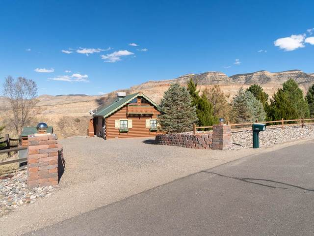 3840 Caballo Court, Palisade, CO 81526 (MLS #20201486) :: The Christi Reece Group